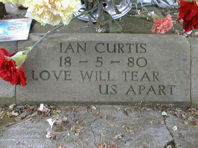 30 Años sin Ian Curtis...