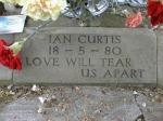 ian's grave site