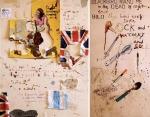 exhibition bankrobber art gallery