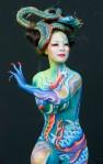 South Korea Body PaintingFestival