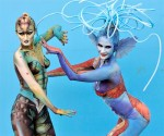 APTOPIX South Korea Body Painting Festival
