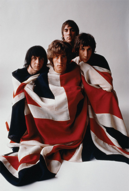 the-who-with-flag
