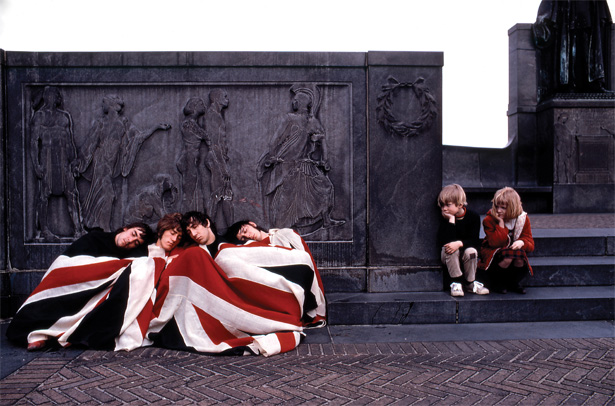 the who with childrenjpg