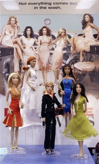 desperate housewives dolls | Patrishka's Open Mouth