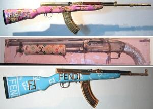 designer weapons