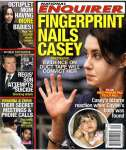 national enquirer cover Casey Anthony