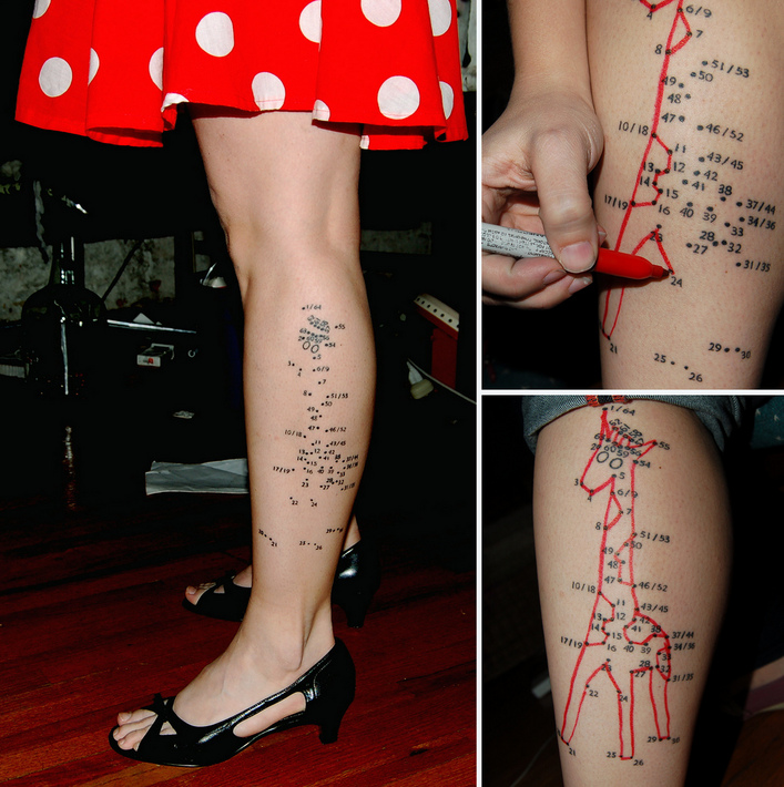 Horrible Tattoos