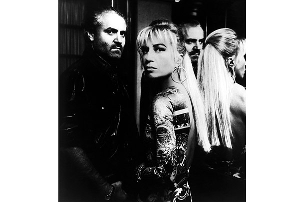 Donatella and Gianni