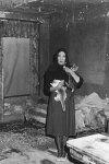 Edie Beale in her home, Grey Gardens, in1975