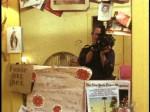 Vanity mirror as seen in the Maysles Bros. documentary.