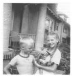 Warren and Sylvia Plath