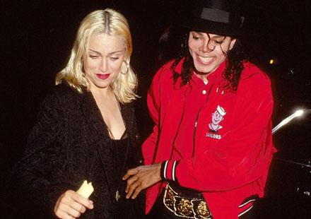 Michael Jackson's feeling about Madonna:Rabbi Shmuley ...
