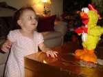 Caylee_with toy