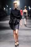 Kasia Struss in black