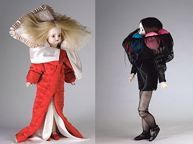 viktor&rolf_exhibitdolls