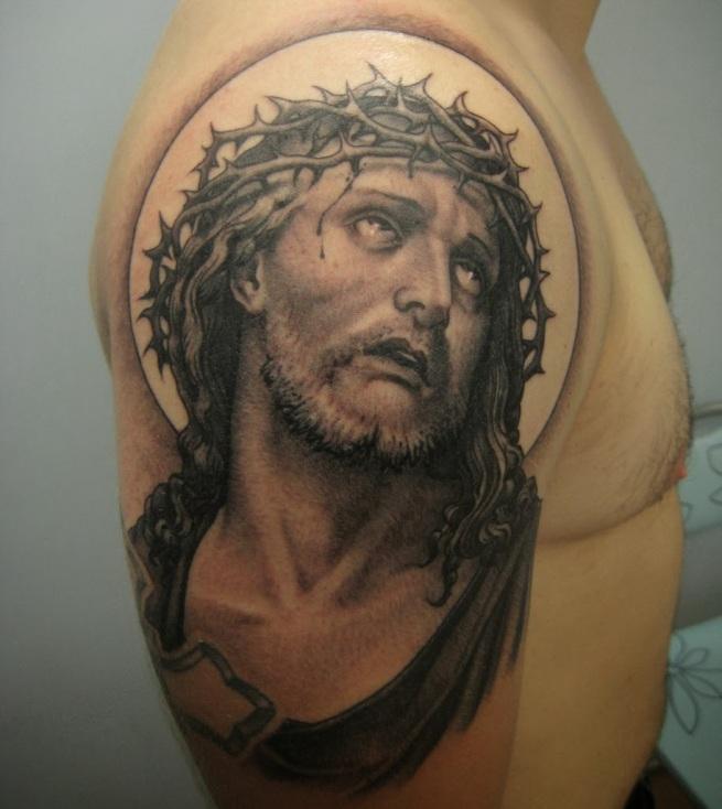 Jesus by Roumen Kirinkov